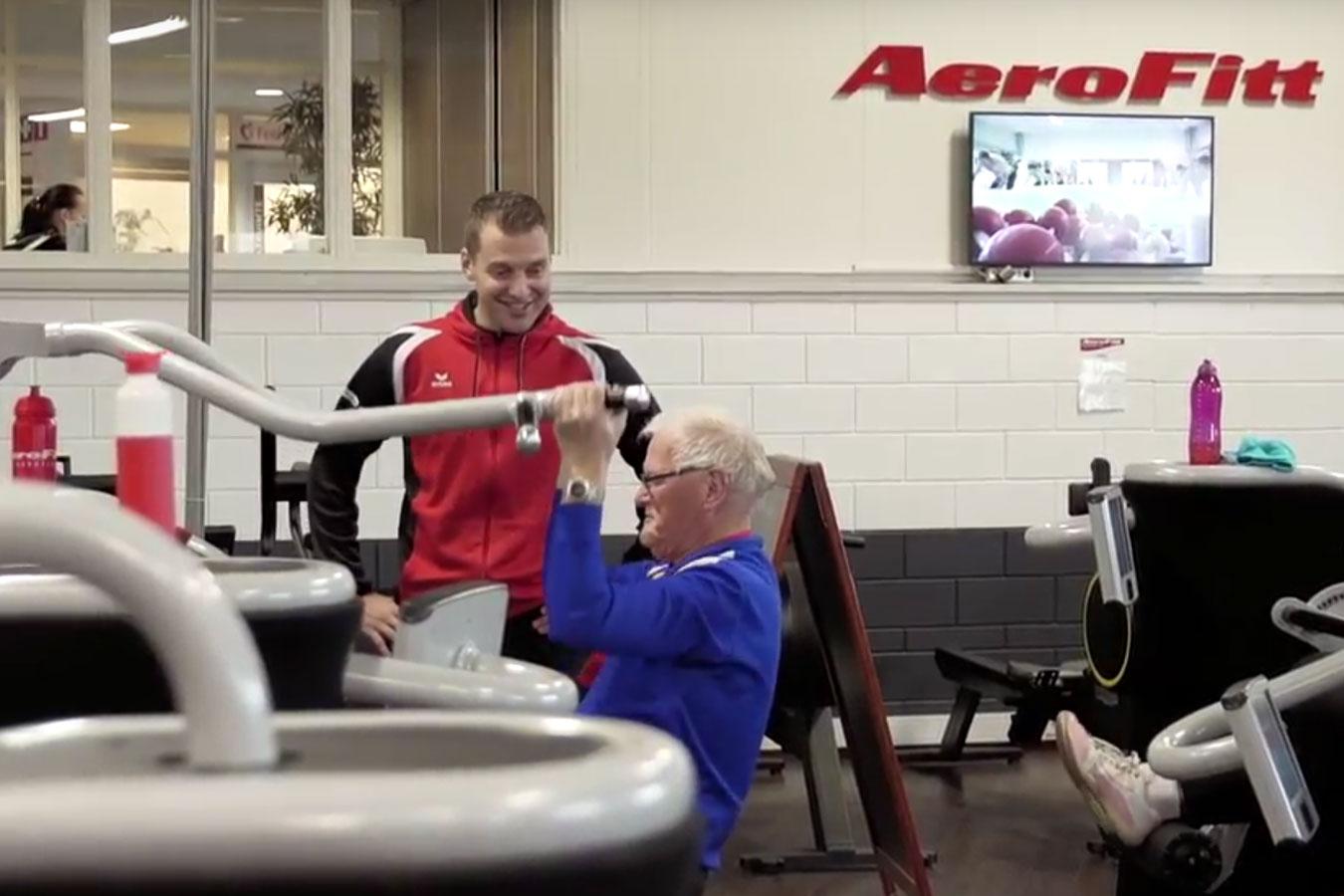 AeroFitt Sponsor Liemerse Sportprijs 2018!