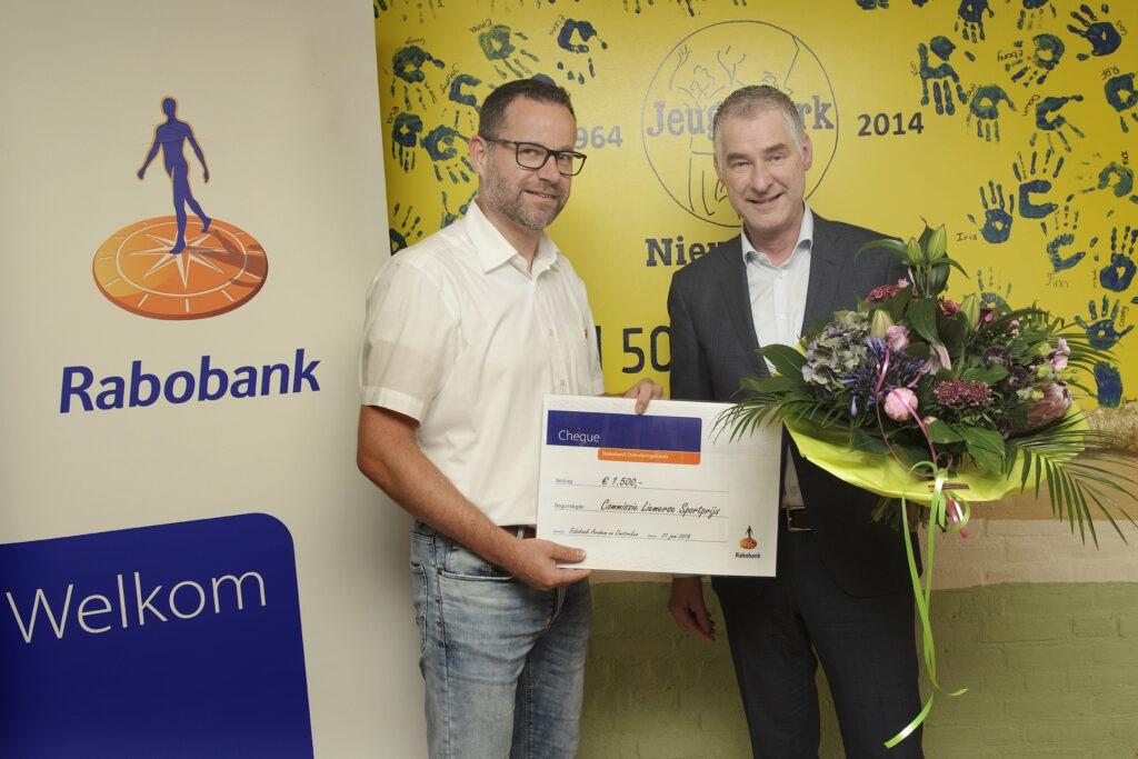 Rabobank ondersteunt de Liemerse Sportprijs