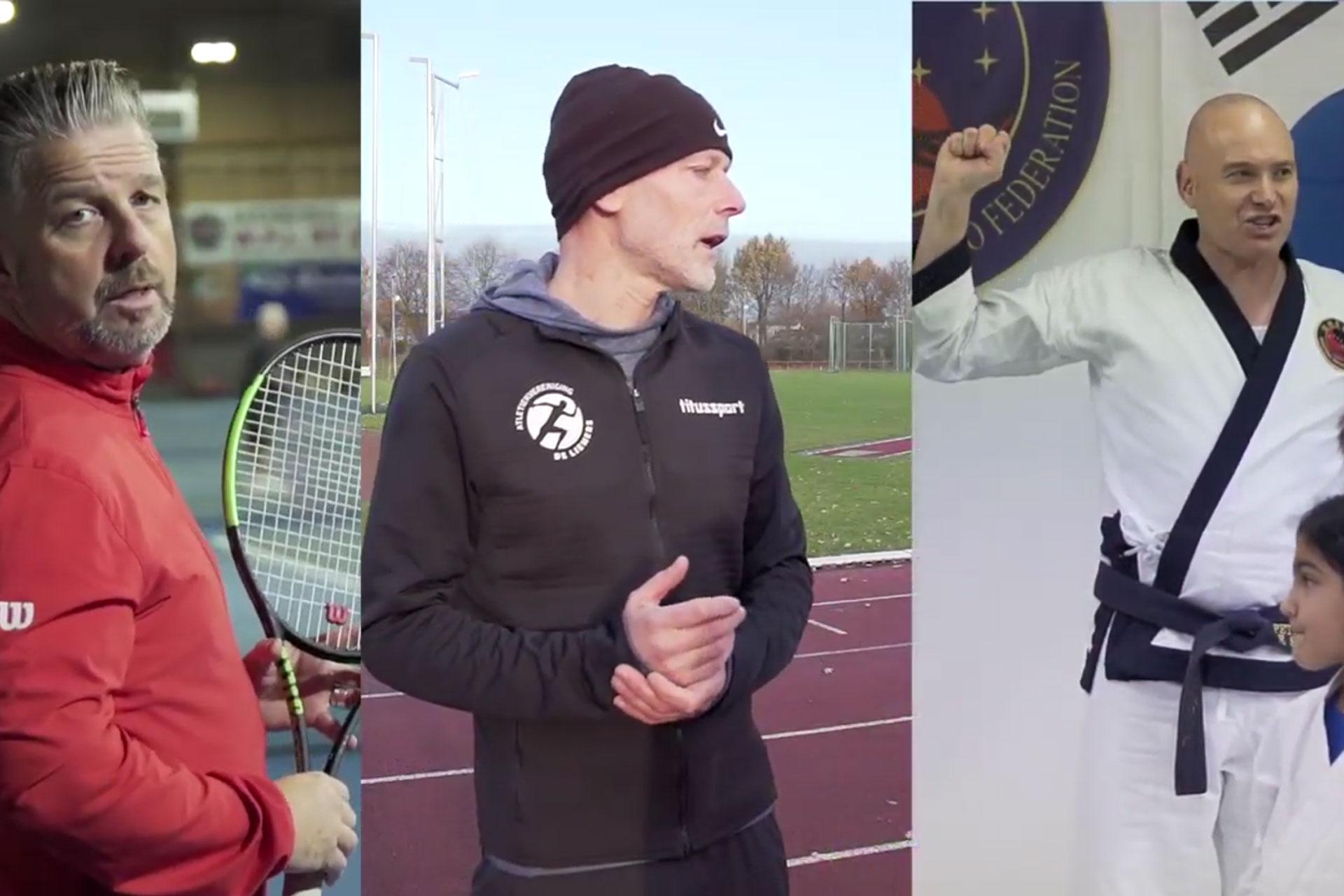 Uitgelicht: Genomineerden voor Sportcoach van 2018