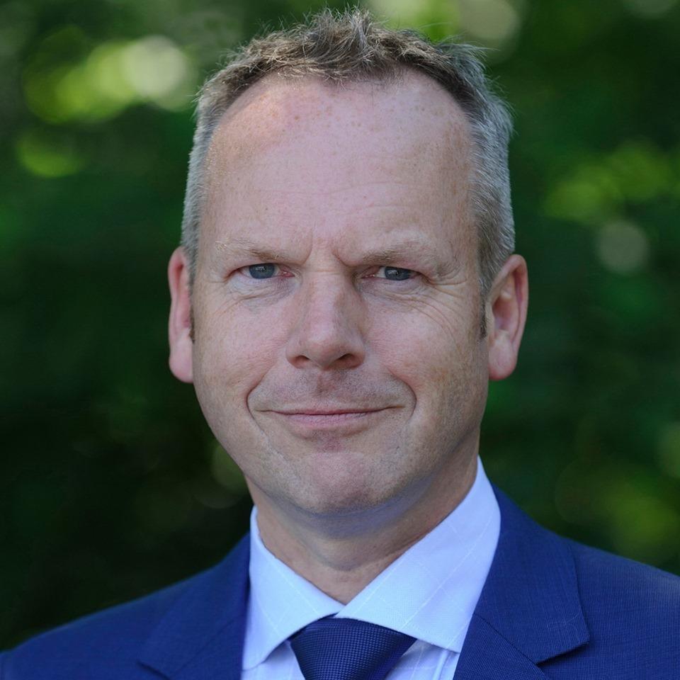 Wethouder Johannes Goossen van Duiven is trots deelnemer aan de Liemerse Sportprijs.