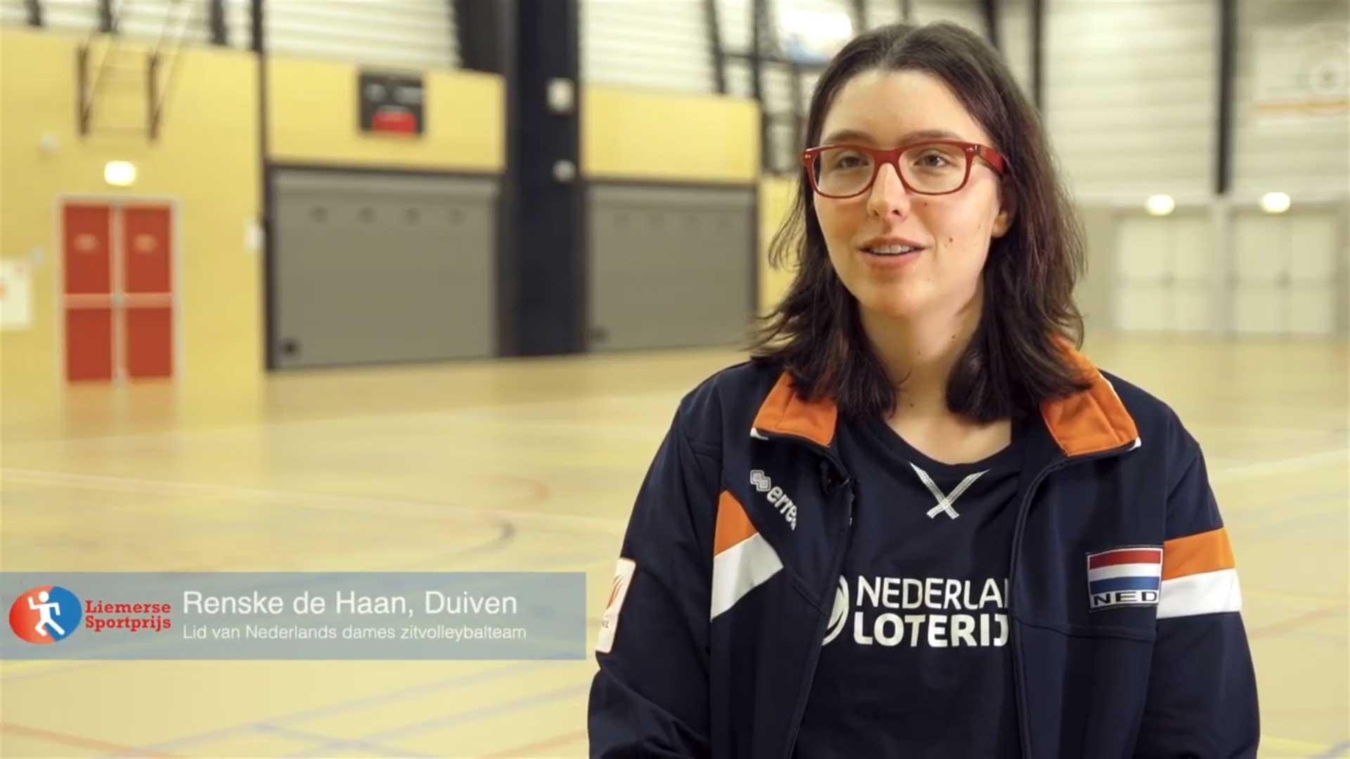 Renske de Haan over haar sportjaar 2020